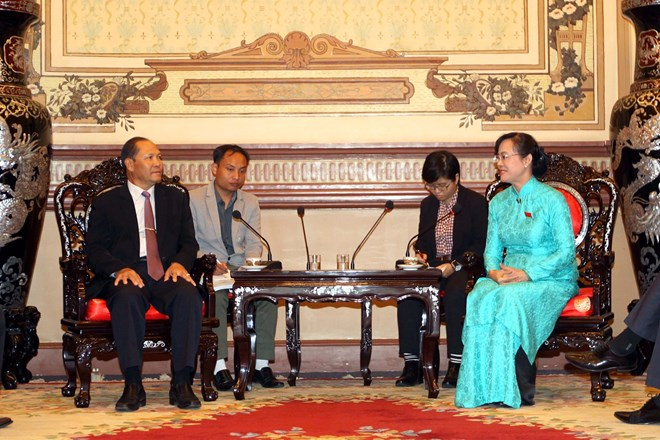 老挝希望学习借鉴越南土地管理经验