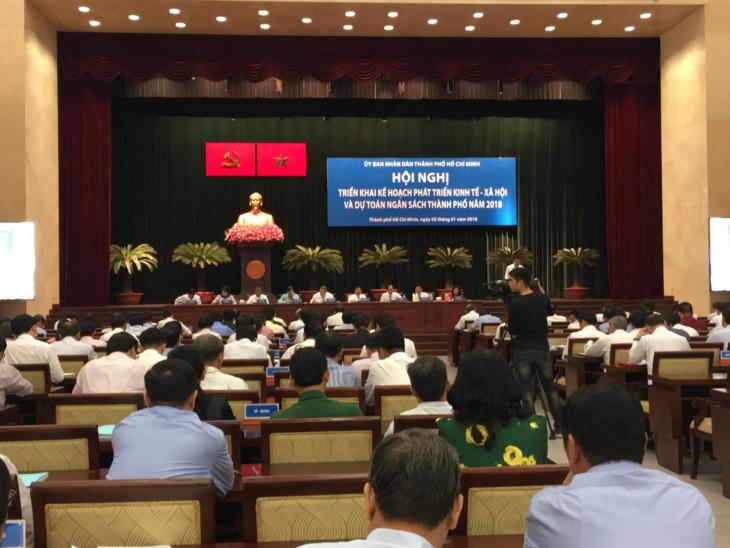 胡志明市抓紧落实特殊机制和政策 实现发展