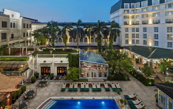 两家越南酒店跻身全球最佳酒店名单