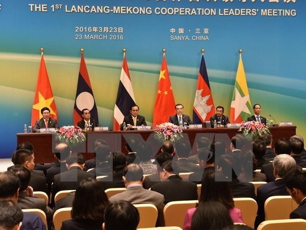 越南政府总理阮春福将出席湄公河-澜沧江合作第二次领导人会议