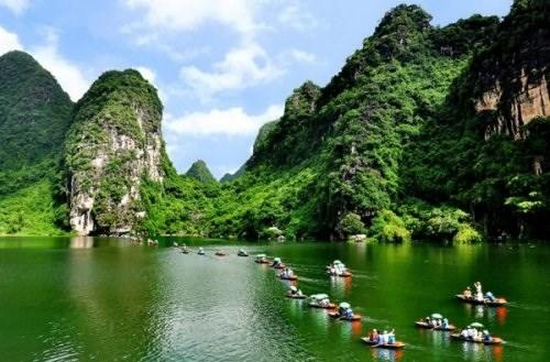 宁平省即将展开智慧旅游系统
