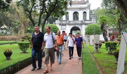 2018年1月份越南接待国际游客量达143万人次