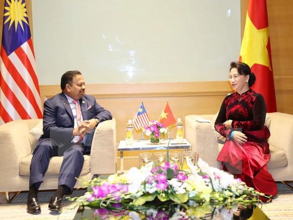 越南希望增强与马来西亚的贸易合作关系