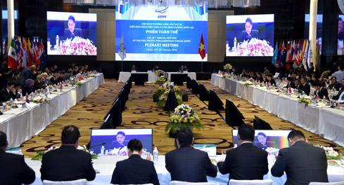 亚太议会论坛第26届年会:议会合作的新里程碑      (tin dang ngay 5 tet)