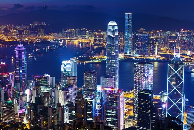 中国香港——越南商品销往世界各地的重要门户之一