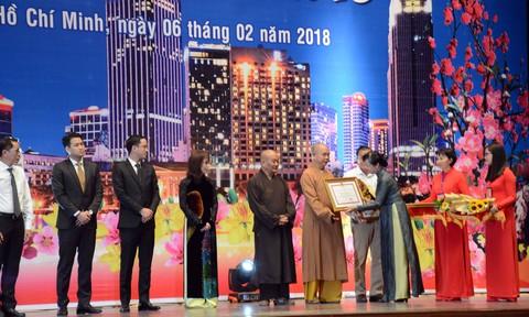 胡志明市举行2018年戊戌春节旅外越南人见面会