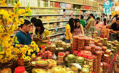 春节促使2月份越南CPI指数环比高增0.73%