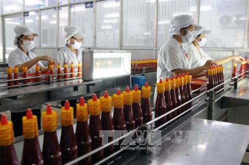 春节后胡志明市众多企业纷纷复工生产