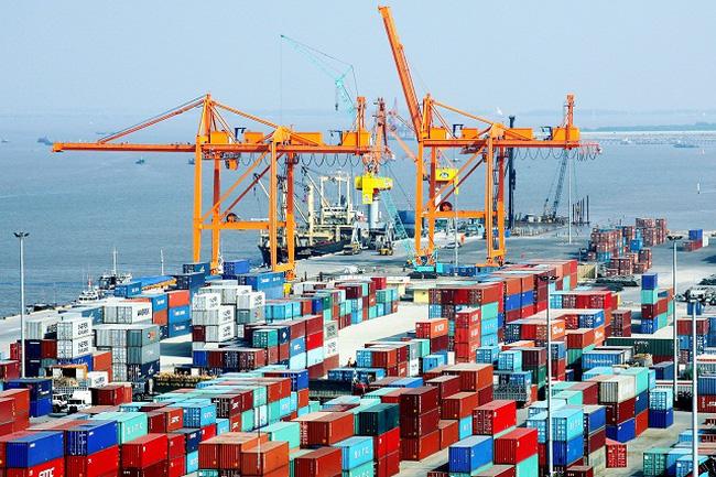 越南对中国的商品出口额大幅度增长