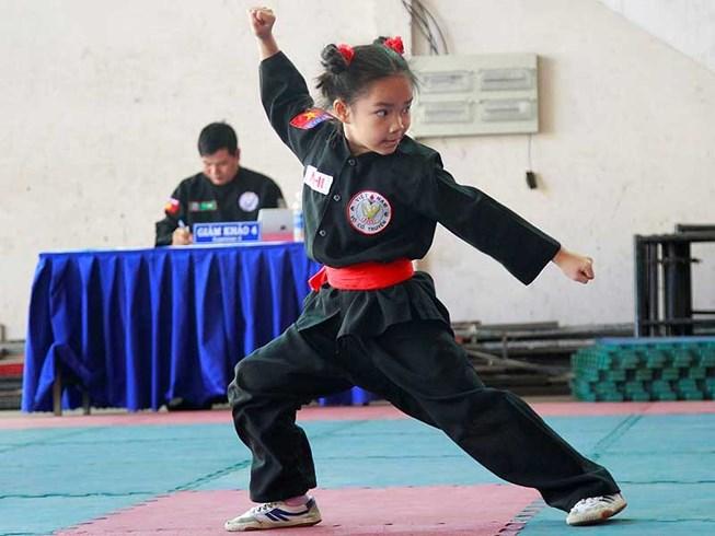 2018年胡志明市学生传统武术锦标赛在胡志明市开幕