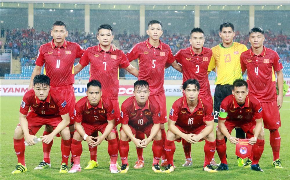 FIFA最新排名:越南位居世界第113