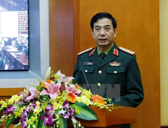 越南军事代表团对马来西亚进行正式友好访问
