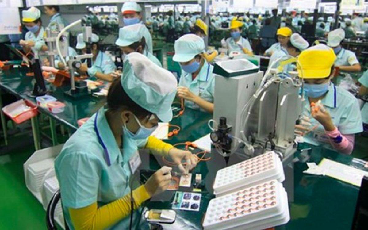2018年第一季度胡志明市吸引FDI逾2亿美元