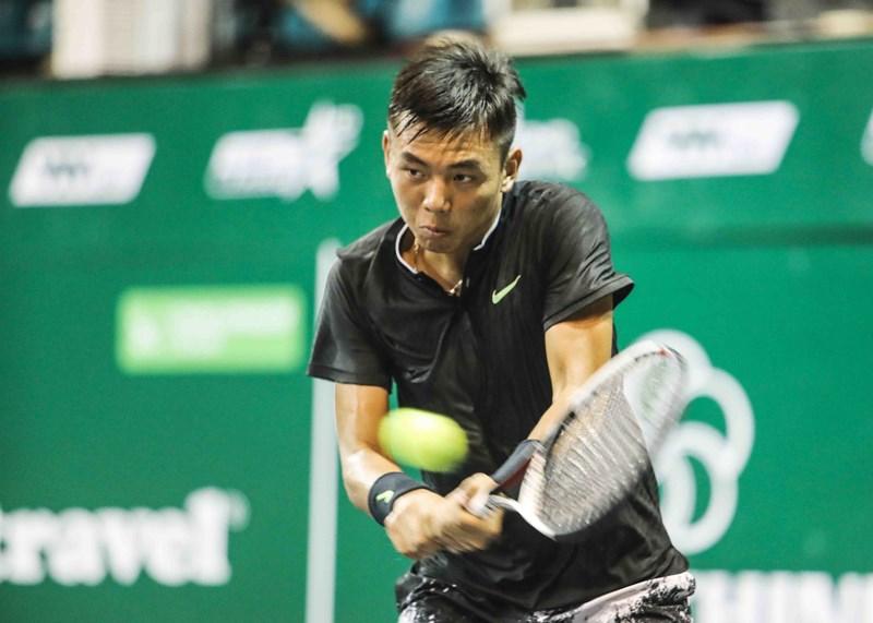 2018年印度男网F3未来赛:李黄南晋级半决赛