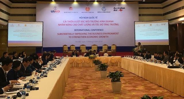 越南营商环境及竞争力不断改善