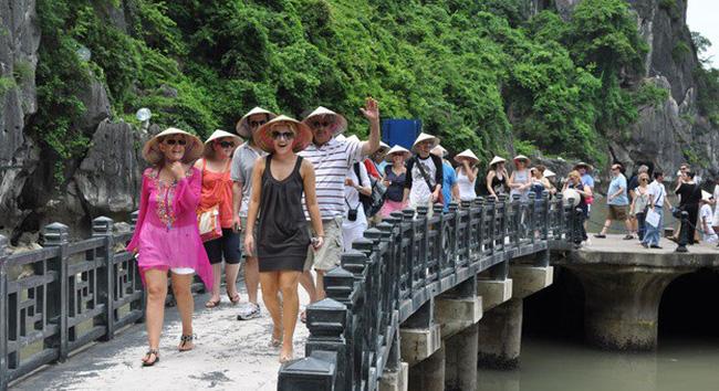 2018年第一季度赴越旅游的中国和韩国游客量达逾220万人次