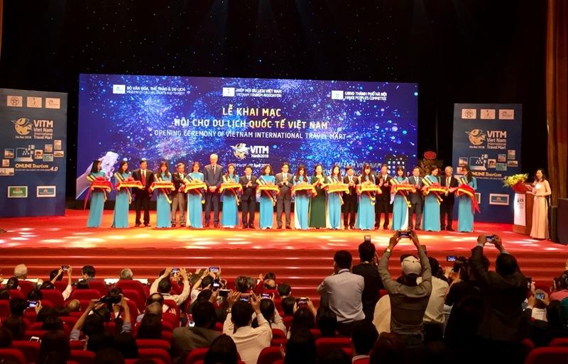 2018年越南国际旅游展开幕