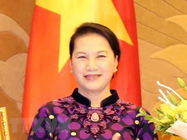 越南国会主席阮氏金银即将出席IPU-138并对荷兰进行正式访问