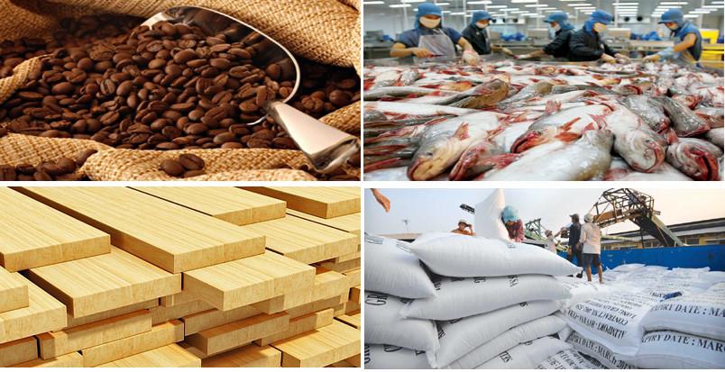 越南2018年农产品出口将再创佳绩