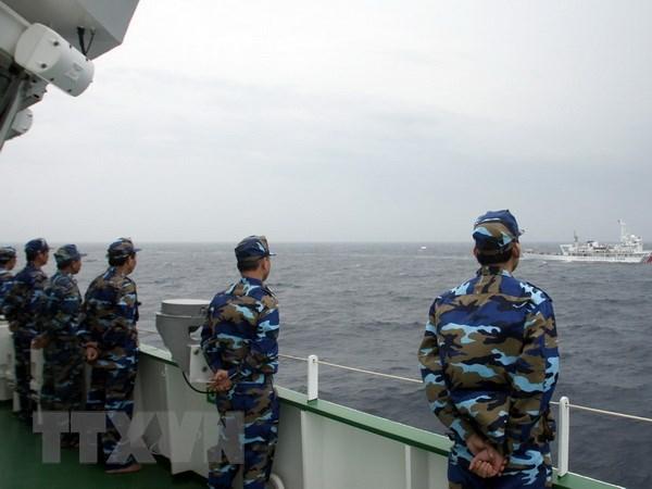 越中北部湾湾口外海域工作组在岘港举行第九轮磋商