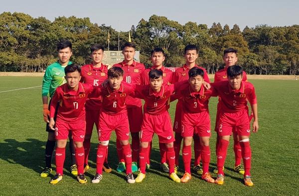 2018年日本-东盟足球国际比赛:越南U16队晋级决赛