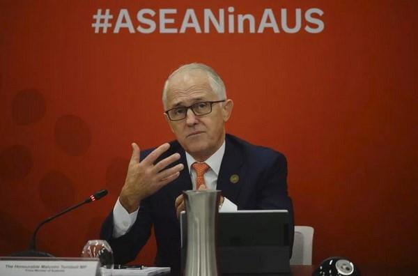 政府总理阮春福出席东盟-澳大利亚特别峰会