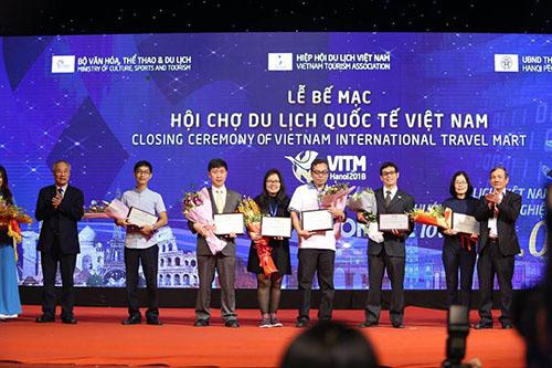 2018年越南国际旅游展吸引6万人次前来参观