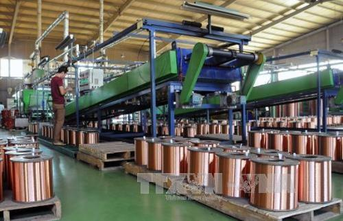 今年第一季度胡志明市工业生产指数增长6.05%