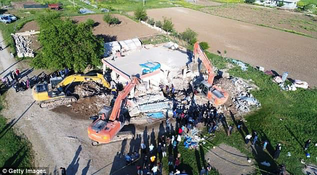 土耳其发生5.1级地震造成39人受伤