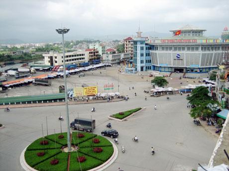 广宁省促进边界口岸经济活动