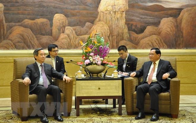 越南欢迎中国上海企业赴越投资