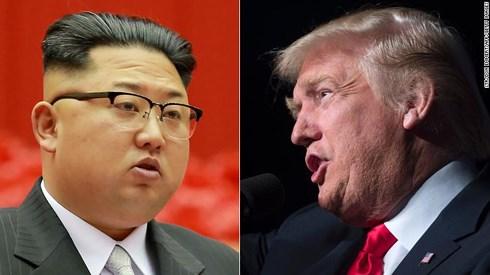 特朗普宣布取消与金正恩在新加坡的会晤