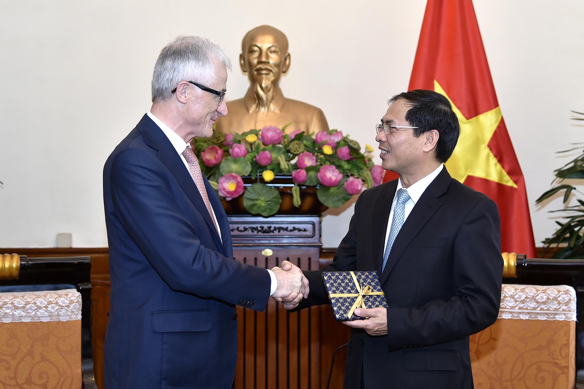 《越欧自贸协定》将让欧盟和越南企业切实获益