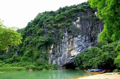 广平省在12个旅游景点提供免费Wifi