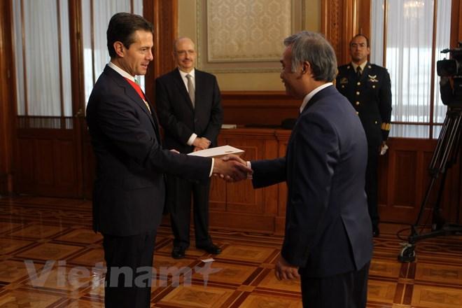 越南与墨西哥合作潜力巨大