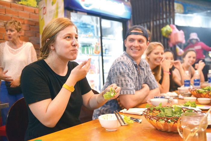 将越南美食打造成为独特旅游产品