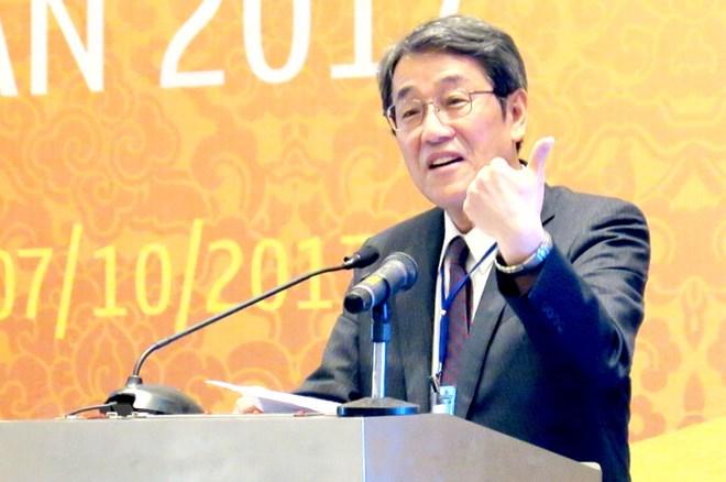 日本驻越南大使梅田邦夫:越南是日本信赖的伙伴之一