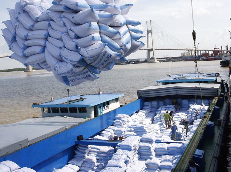 越南赢得菲律宾13万吨大米供应合同