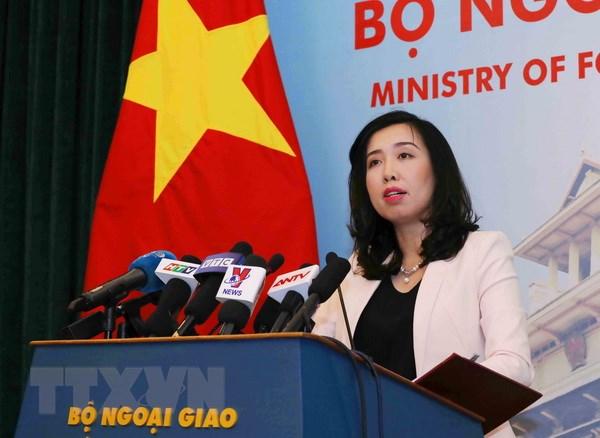 越南支持通过对话寻找和平解决所有分歧的方式