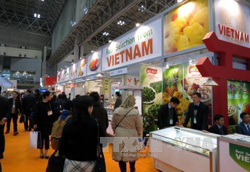越南努力在日本推介农产品品牌
