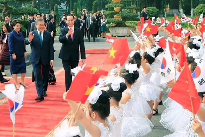 韩国为越南大型项目建立磋商机构