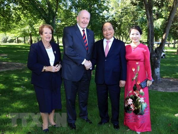 澳大利亚总督彼得•科斯格罗夫即将对越南进行国事访问