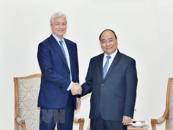 越南愿为美国企业前来投资兴业提供便利条件
