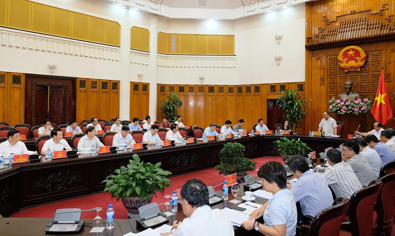 阮春福总理:要调动各种资源协助西北地区六省