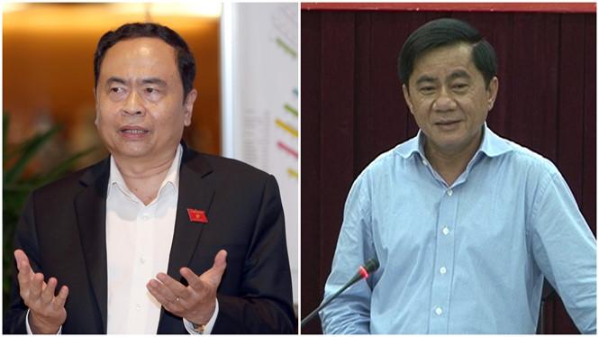 越共十二届七中全会:陈锦秀和陈青敏获补选为第十二届中央书记处成员