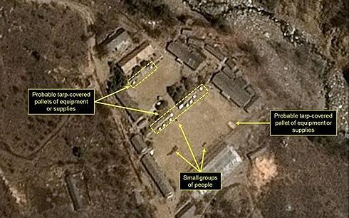 联合国秘书长欢迎朝鲜宣布将废弃北部核试验场