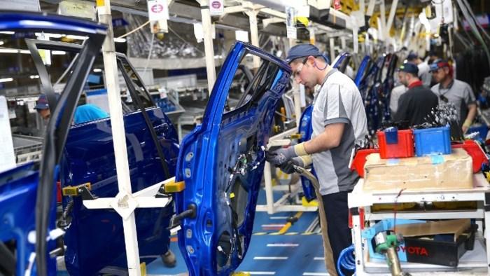 丰田2017财年销售额和纯利润创新高