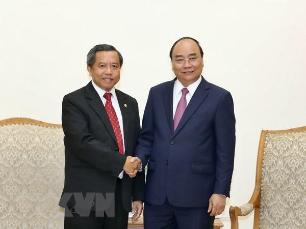 越南愿意帮助老挝培养高素质科研人才