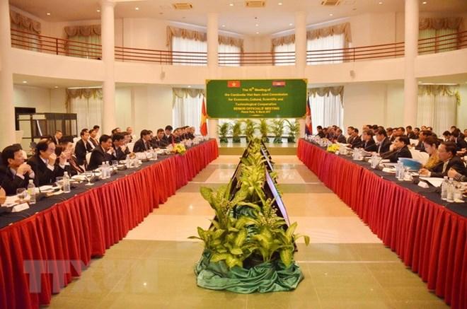 柬埔寨-越南混合委员会第16次会议将在河内举行