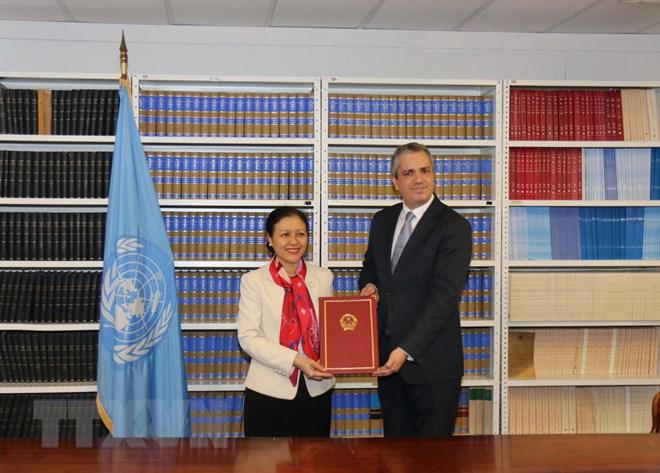 越南成为批准《禁止核武器条约》第十国